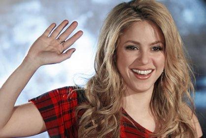 Shakira es elegida como la mejor artista latina